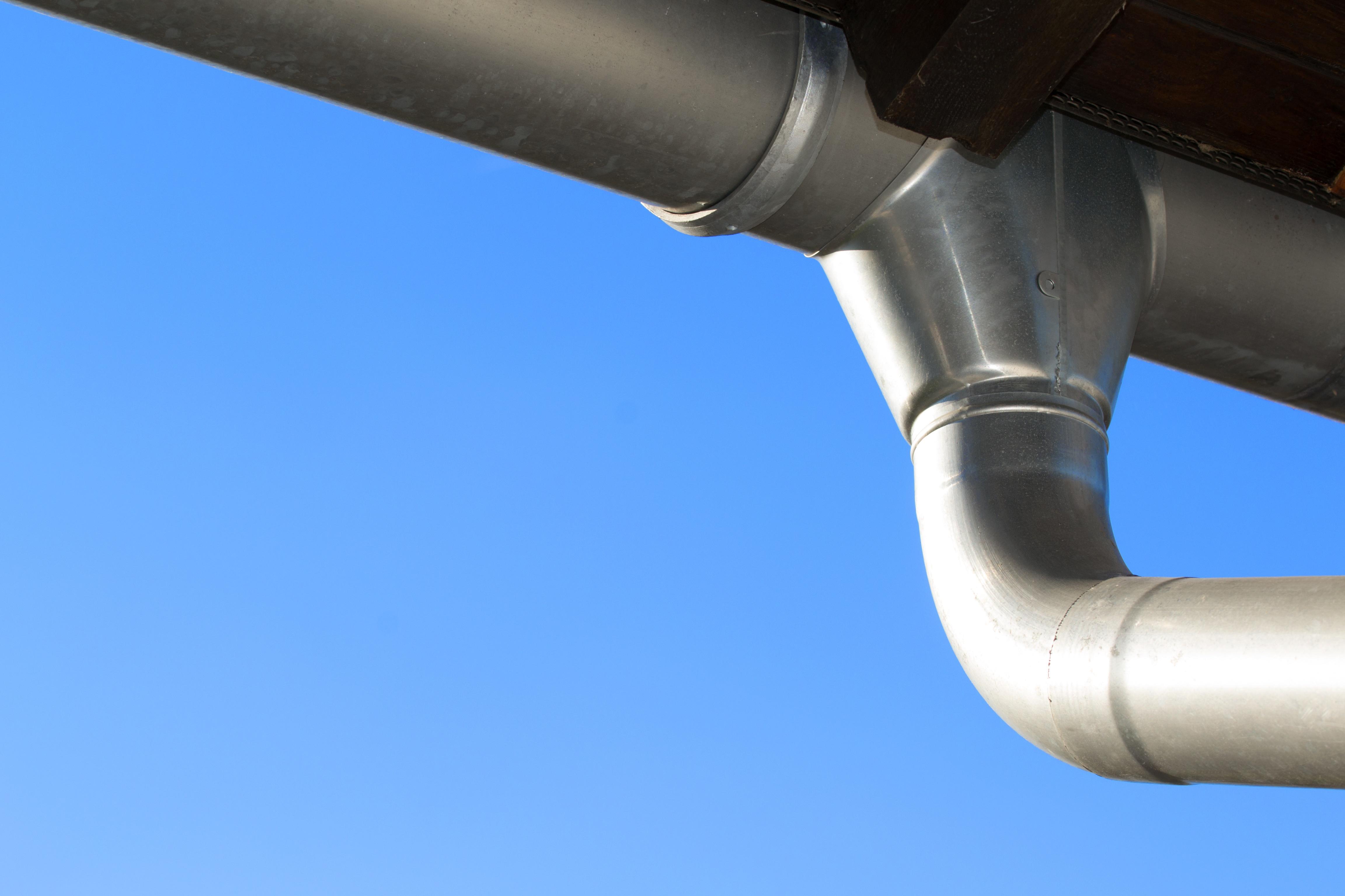 Seamless Aluminum Rain Gutters
