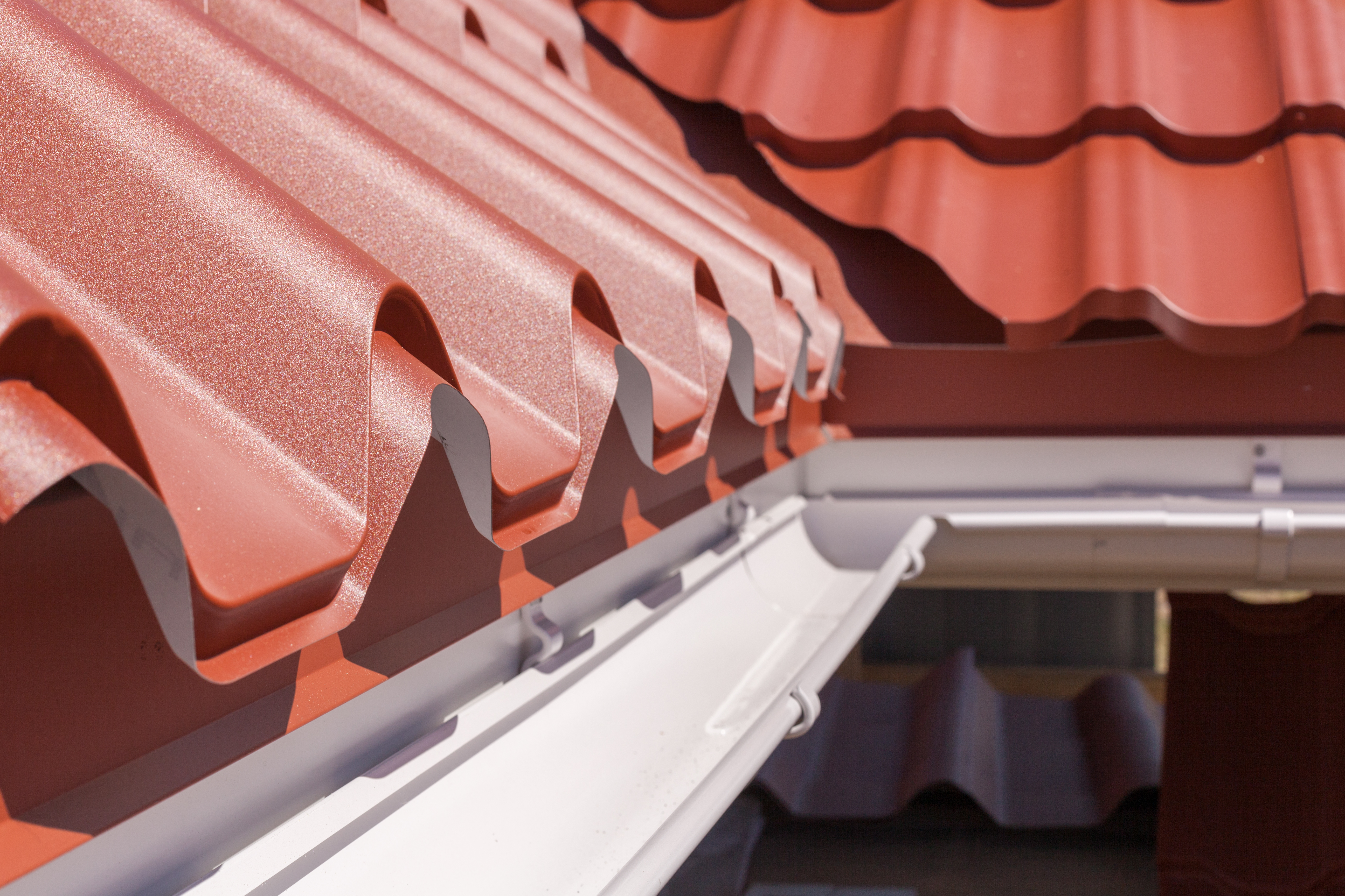 Seamless Box Gutters
